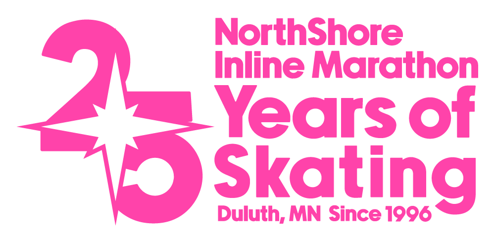 NorthShore Inline Marathon - 25 Years of Skating - Duluth, MN Since 1996